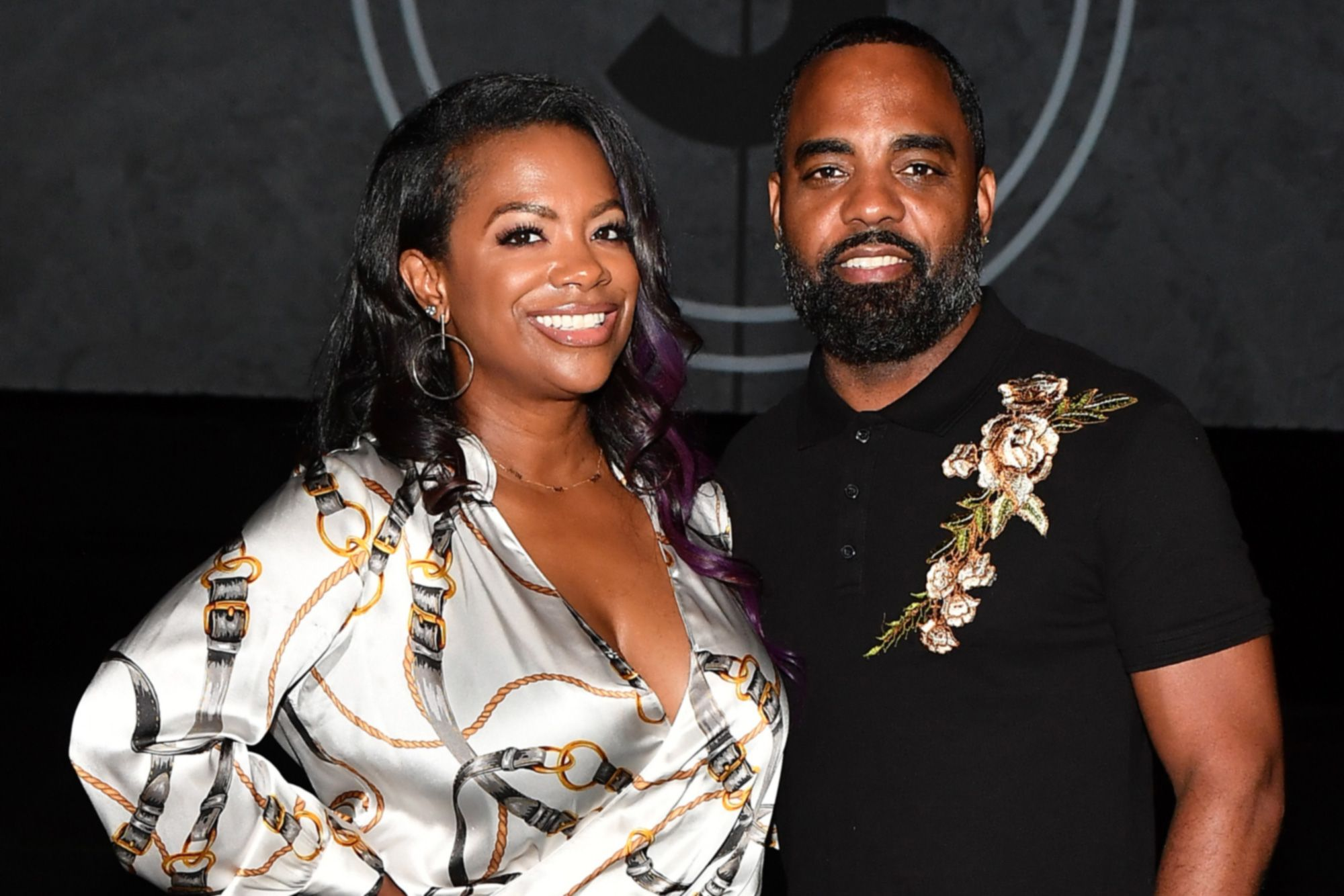 Kandi Burruss Celebrates Love Together With Todd Tucker - Check Out Their Photo