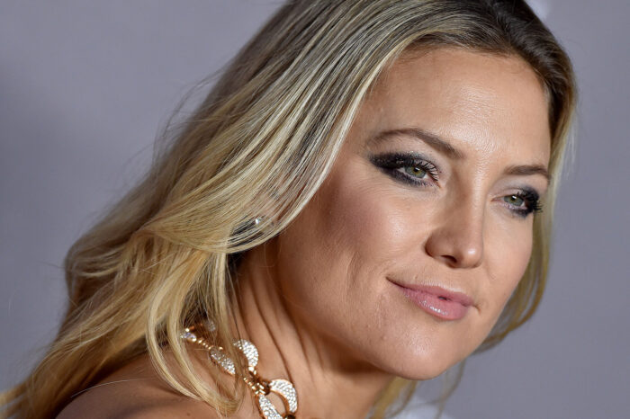 Kate Hudson Addresses The Controversy Surrounding Music - The Sia-Directed Film About A Young Autistic Girl Portrayed By Maddie Ziegler