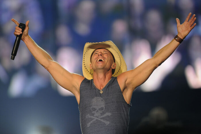 Kenny Chesney Says Farewell To Friend Who Died In Helicopter Crash Near Virgin Islands