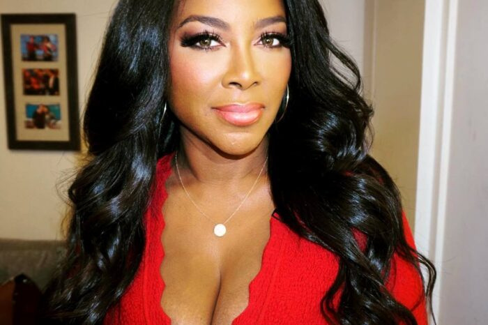 Kenya Moore Impresses Fans With The 'I'm So Pretty' Challenge