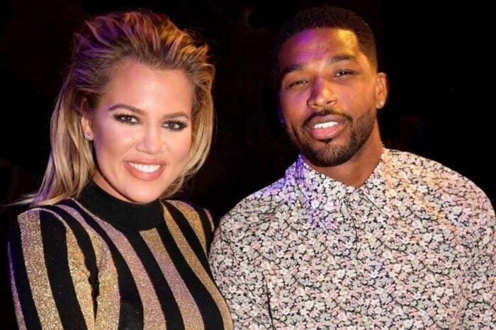KUWTK: Khloe Kardashian Sparks Tristan Thompson Engagement Rumors After Sharing Diamond Ring Pic!