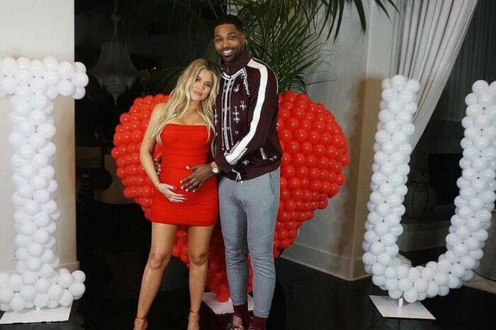 KUWTK: Khloe Kardashian Gets Romantic Surprise From Tristan Thompson Before Valentine's Day