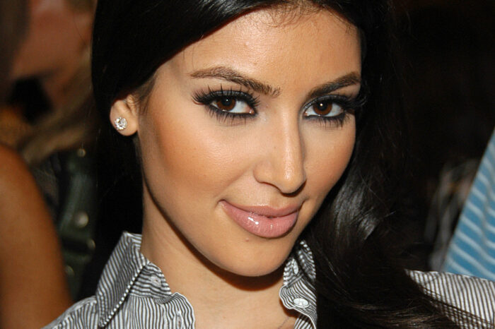 Kim Kardashian Officially Files For Divorce - Confirming Months Of Rumors In The Process
