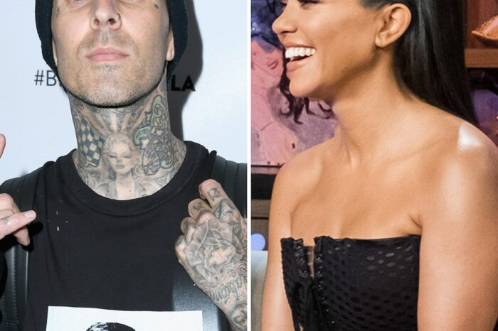 KUWTK: Kourtney Kardashian Reportedly Really 'Likes' Travis Barker - Inside Their Relationship!