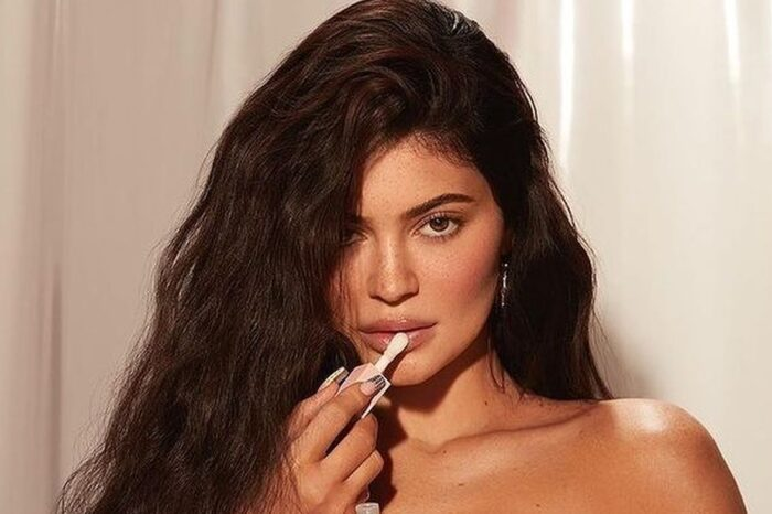 Kylie Jenner Slammed For Ridiculous Looking Lips — Kylie Jenner Lip Challenge Is Dangerous!