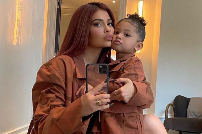 Kylie Jenner Gushes Over Her Baby Girl, Stormi - See The Emotional Message And Amazing Pics She Shared