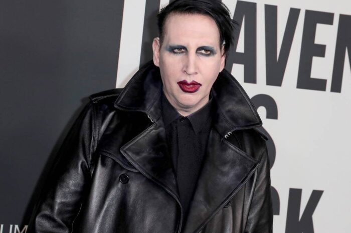 Marilyn Manson Gets Welfare Check From The LAPD Amid His Abuse Scandal - Details!