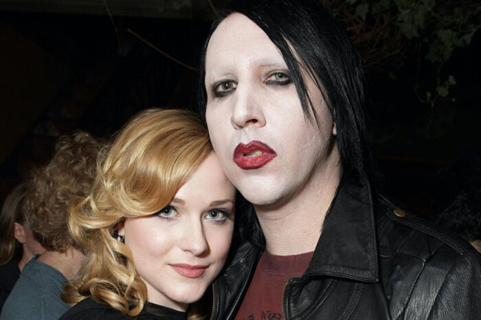 Evan Rachel Wood Alleges Marilyn Manson Groomed Her As A Teenager, Horrifically Abused Her For Years