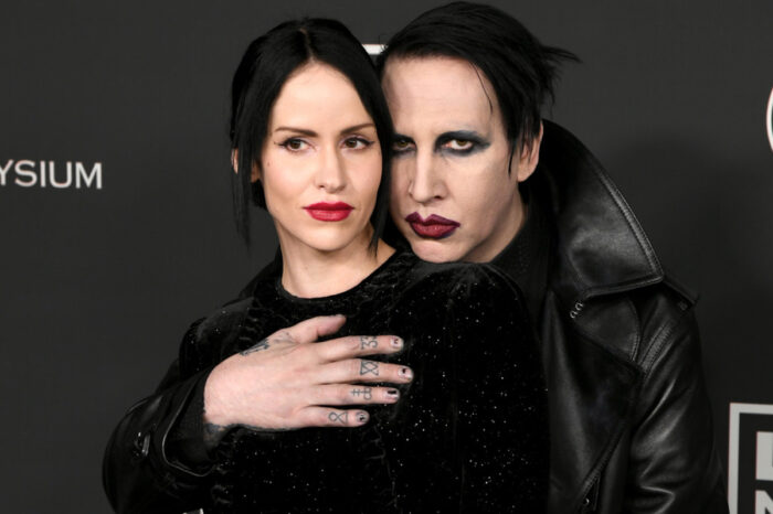 Is Marilyn Manson Being Framed Because He's Married To Lindsay Usich? New Fan Theory Gains Traction!