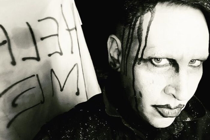 Marilyn Manson Dropped From Record Label, Loses Acting Gigs After Evan Rachel Wood And Others Allege He Raped, Tortured, And Terrorized Them