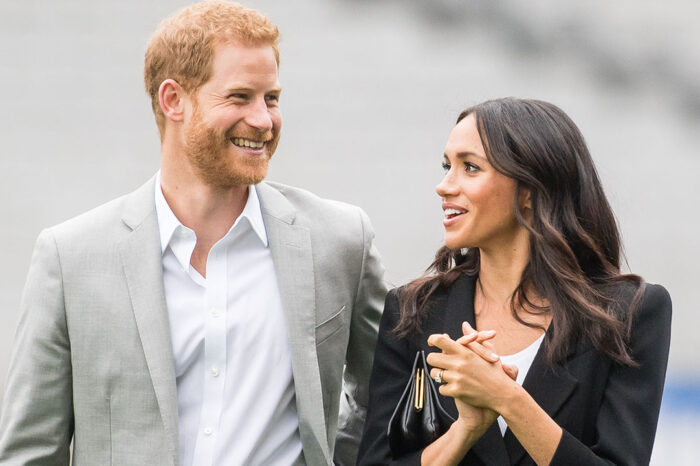 Meghan Markle And Prince Harry - Here's How They Managed To Keep Second Pregnancy A Secret For Months!