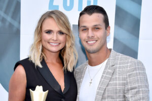 Miranda Lambert Says The Pandemic Has Brought Her Closer To Husband Brendan McLoughlin!