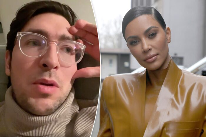 KUWTK: Kim Kardashian - Nicholas Braun Shoots His Shot With A Hilarious Video After She Files For Divorce From Kanye West!