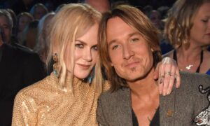 Keith Urban Says It 'Took A Lot Of Restraint' When Fellow Opera-Goer Swatted At Nicole Kidman!