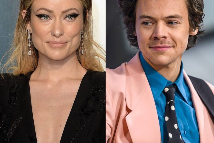 Olivia Wilde Is Reportedly Already 'Falling In Love' With Harry Styles - Details!