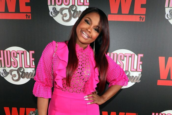 Phaedra Parks Is Ready For Valentine's Day - See Her Gorgeous Look Here