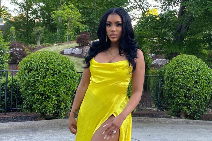 Porsha Williams Tells Fans That She's Ready For A Solo Valentine's Day