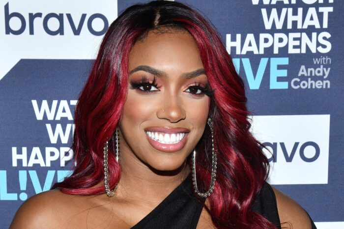 Porsha Williams Reflects On History In The Making - Check Out Her Post