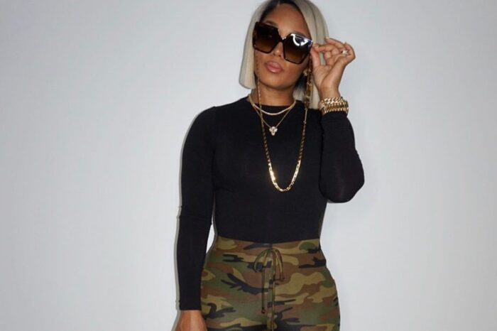 Rasheeda Frost Shows Off Some Daily Supplements That She And Kirk Frost Use