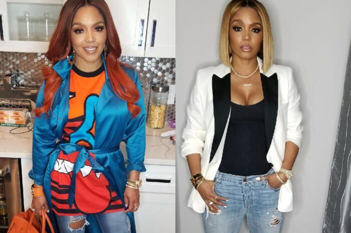 Rasheeda Frost Gives Fans A Sneak Peek At The Second Pressed Location - Check Out The Clip
