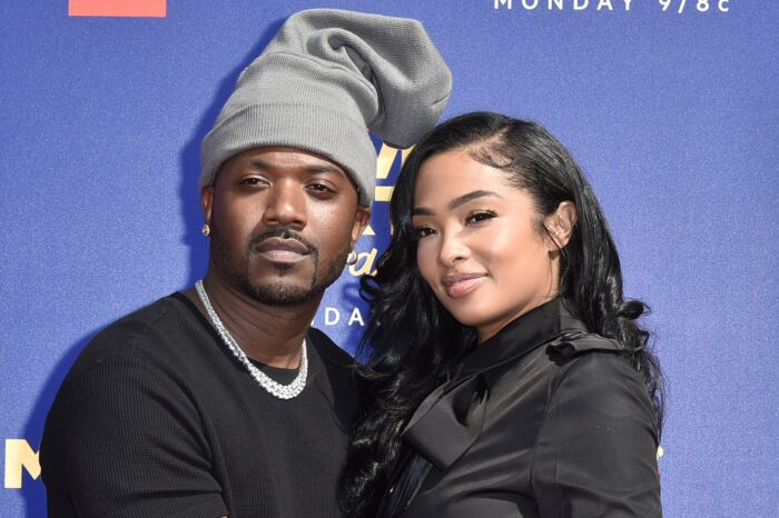 Ray J And Princess Love Back Together Under The Same Roof Months After He Filed For Divorce!