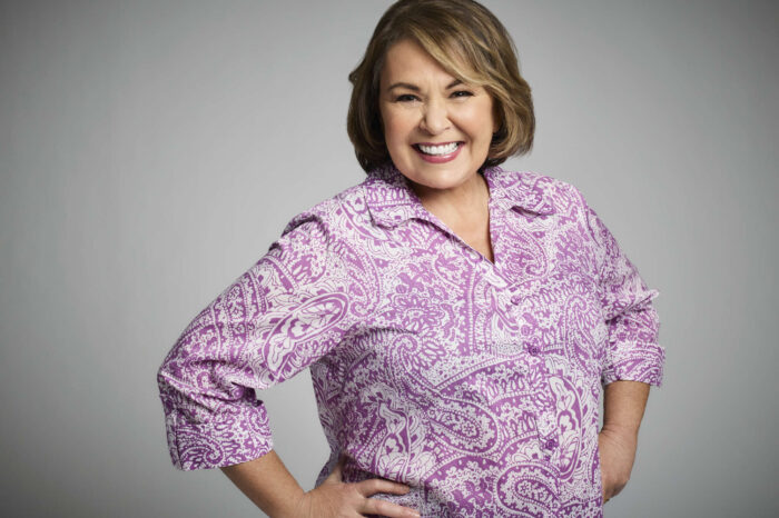 Roseanne Barr Flirts With Newly Single Kanye West Alongside Bathing Suit Pics!