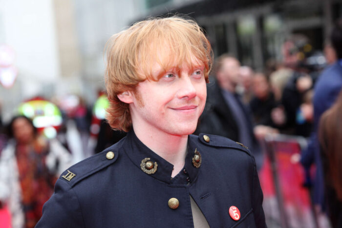 Rupert Grint Breaks His Silence On The Rumors That A 'Harry Potter' Series Is In Early Development!