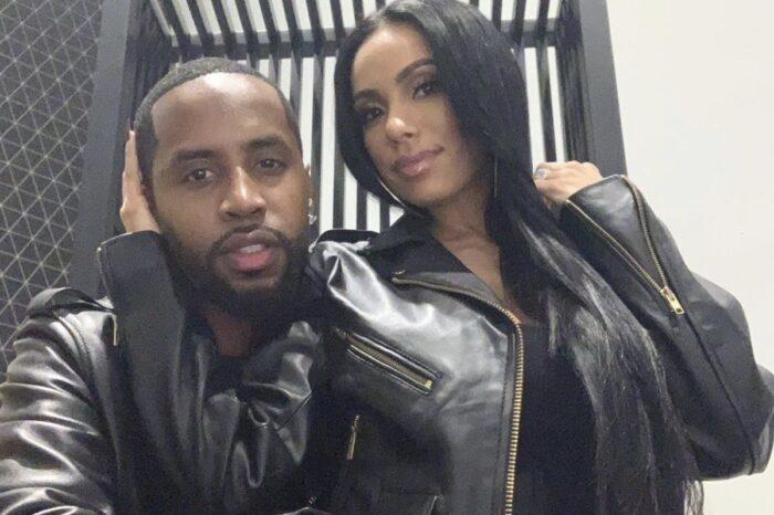 Safaree Seems To Feel Carefree Amidst Erica Mena Breakup Rumours