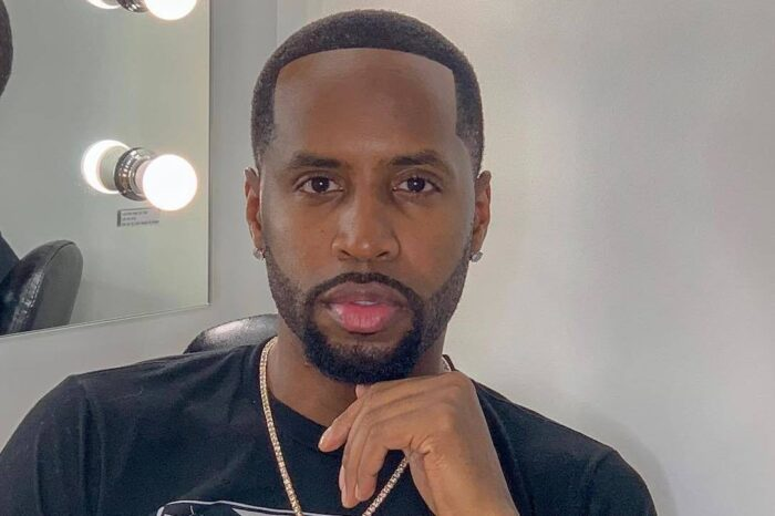 Safaree Makes Fans Happy With This Family Photo With Erica Mena - They Are Still Together!