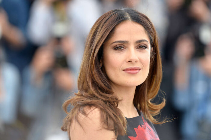 Salma Hayek Defends Hilaria Baldwin Following Her Fake Spanish Accent Controversy - Says 'We All Lie'