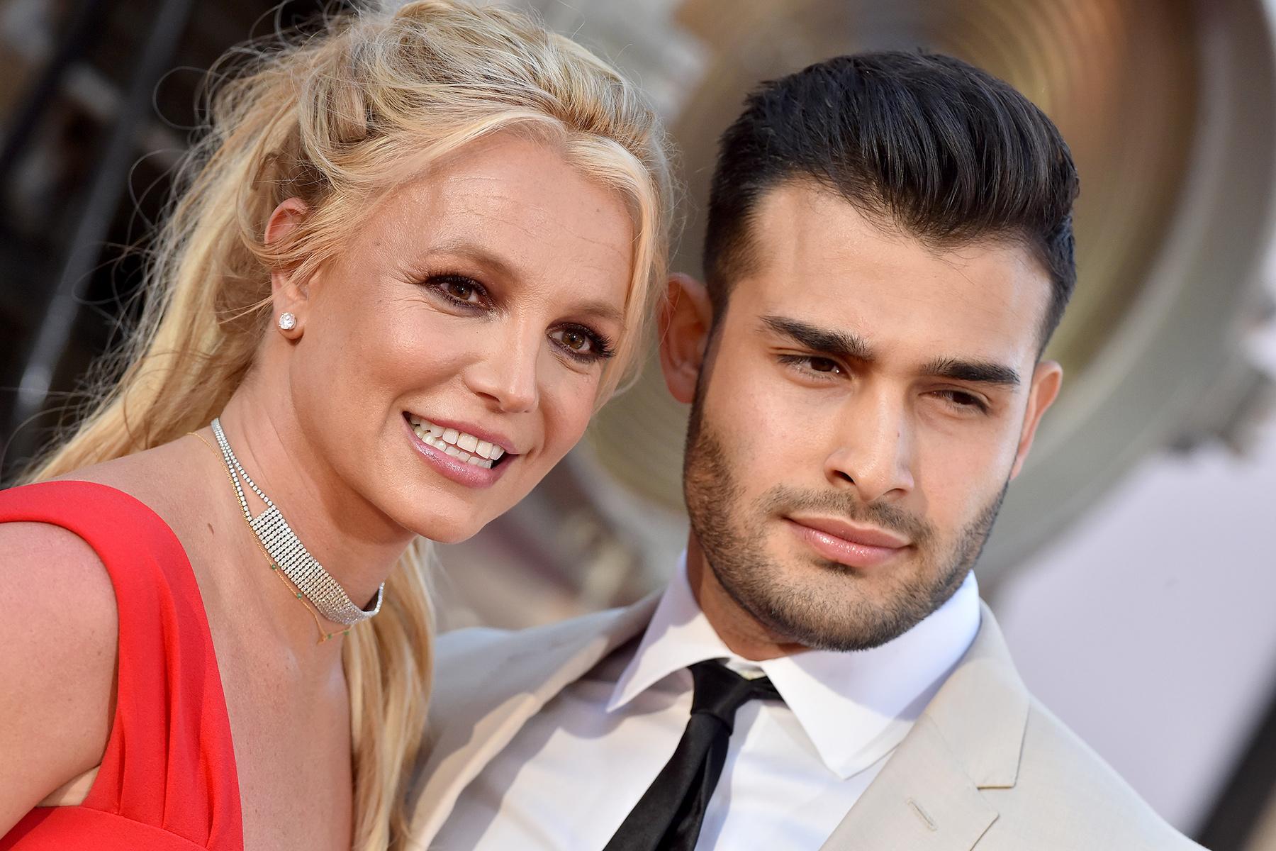 Britney Spears boyfriend Sam Asghari reveals he tested