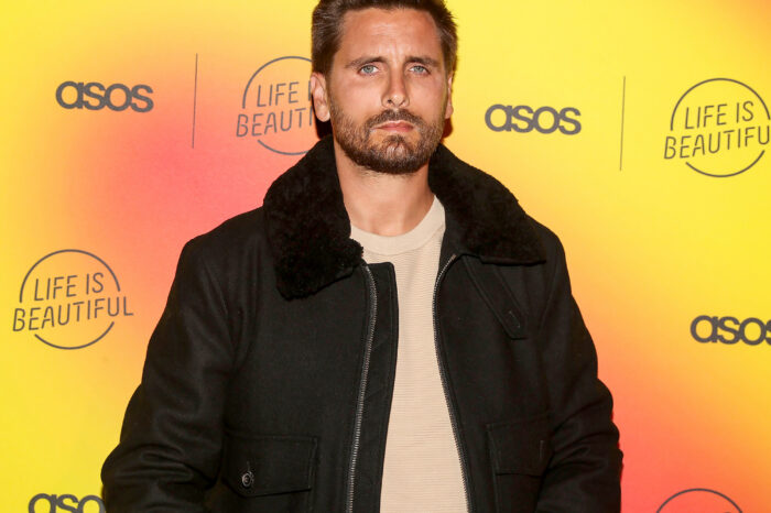 Scott Disick Put On Blast For His New Blonde Hairstyle - Users Compare Him To Eminem And Guy Fieri