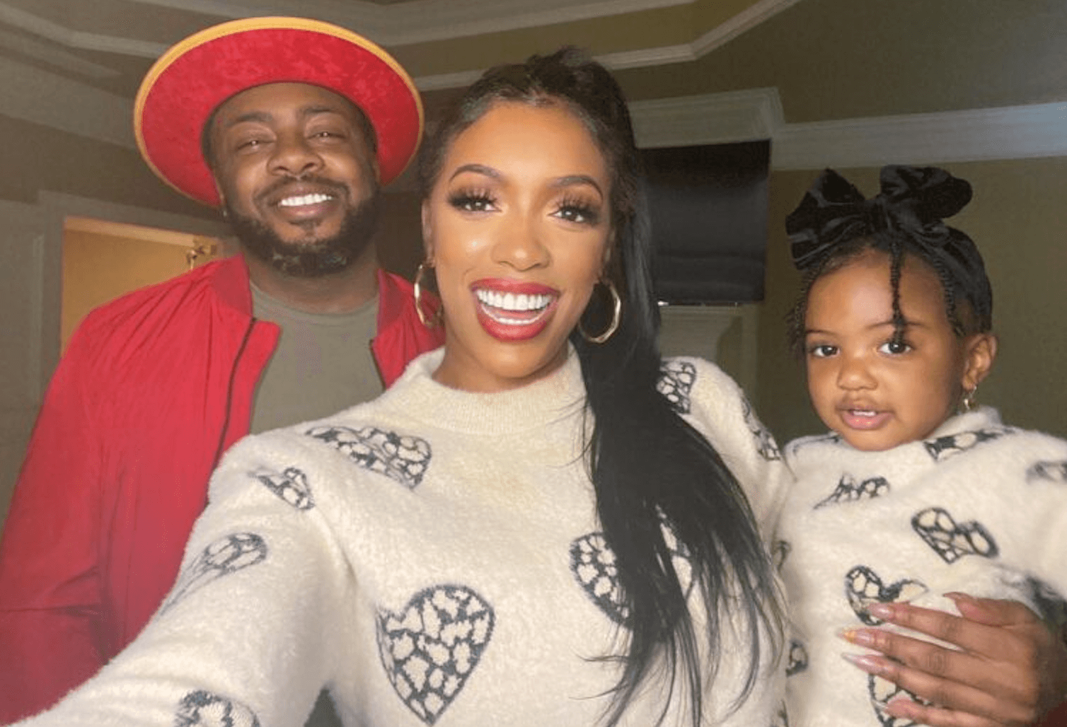 Porsha Williams Drops A Motivational Message About Life - Check It Out Here