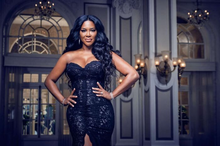 Kenya Moore Advertises Eva Marcille's Jewelry - Check Out Her Post