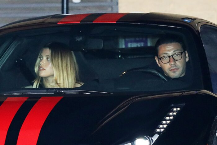 Sofia Richie And Gil Ofer Romance Serious? - Inside Their Relationship After Hot Beach Date!
