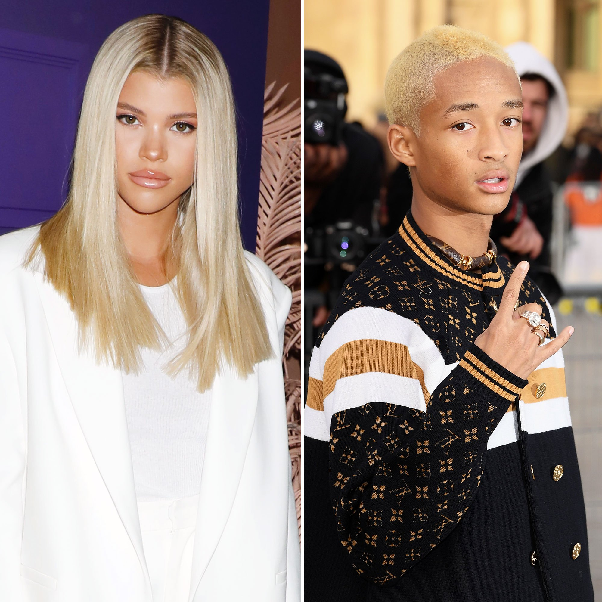 """""""sofia-richie-and-jaden-smith-photographed-on-dinner-outing-together-following-her-gil-ofer-pda-filled-miami-trip"""""""