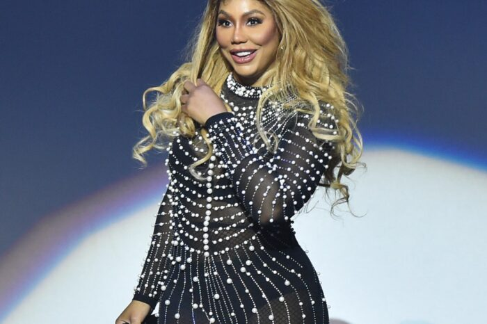 Tamar Braxton Shows Her Gratitude For Good People And Sends Them Love
