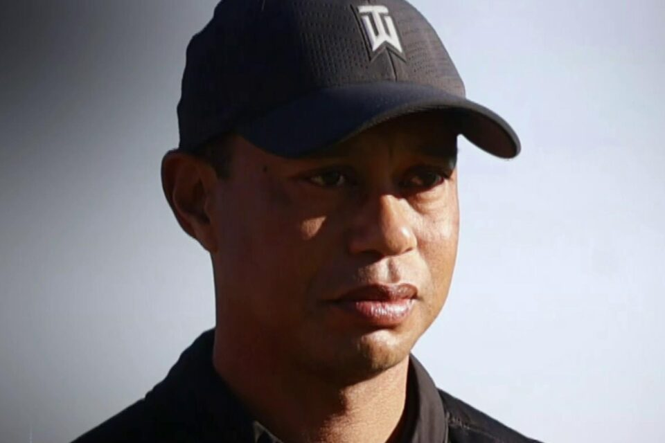 Tiger Woods Takes To Twitter For The First Time Since His Scary Accident - Check Out His Message!