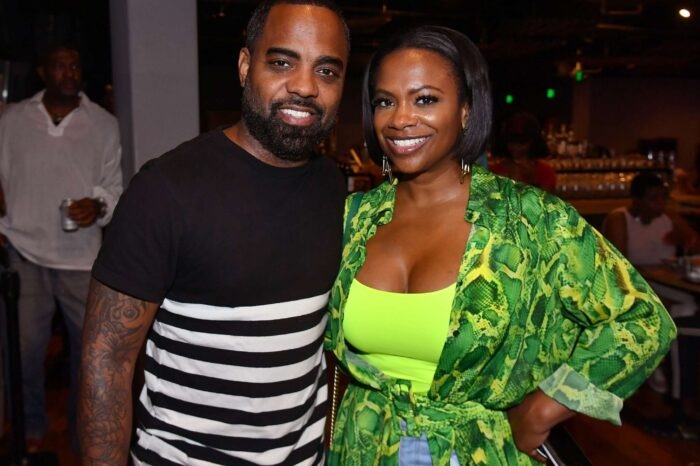 Kandi Burruss' Bedroom Kandi Swing Made An Appearance On RHOA