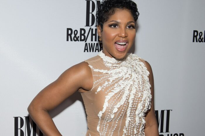 Toni Braxton Tells Fans Age Is Just A Number - See Her Jaw-Dropping Clip