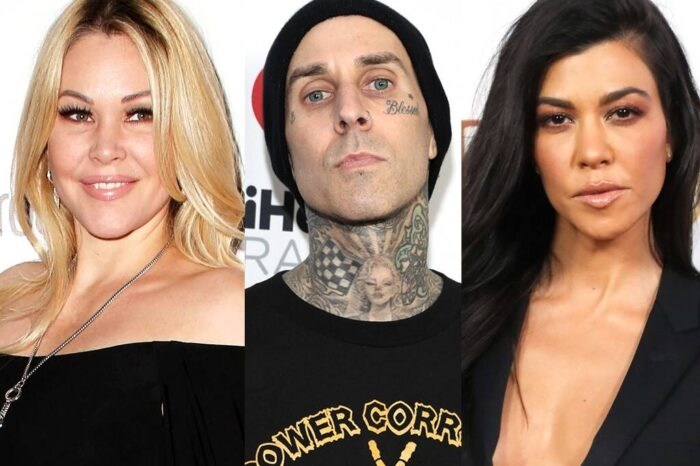 Shanna Moakler Agrees With Follower That Her Ex-Husband Travis Barker Has 'Downgraded' To Kourtney Kardashian After Her!