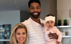 True Thompson Looks Adorable As Khloe Kardashian And Tristan Thompson Prepare For Their Second Baby
