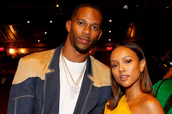 Karrueche Tran And Victor Cruz Reportedly No Longer An Item - Here's Why They Broke Up After 3 Years!