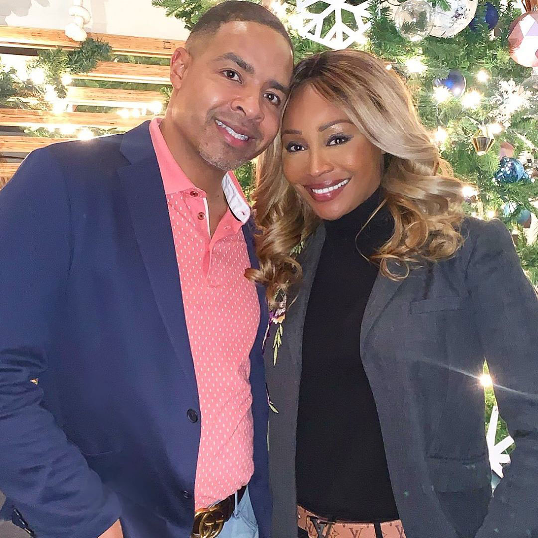 cynthia-bailey-celebrates-one-year-of-marriage-see-her-and-mike-hill-happy-together