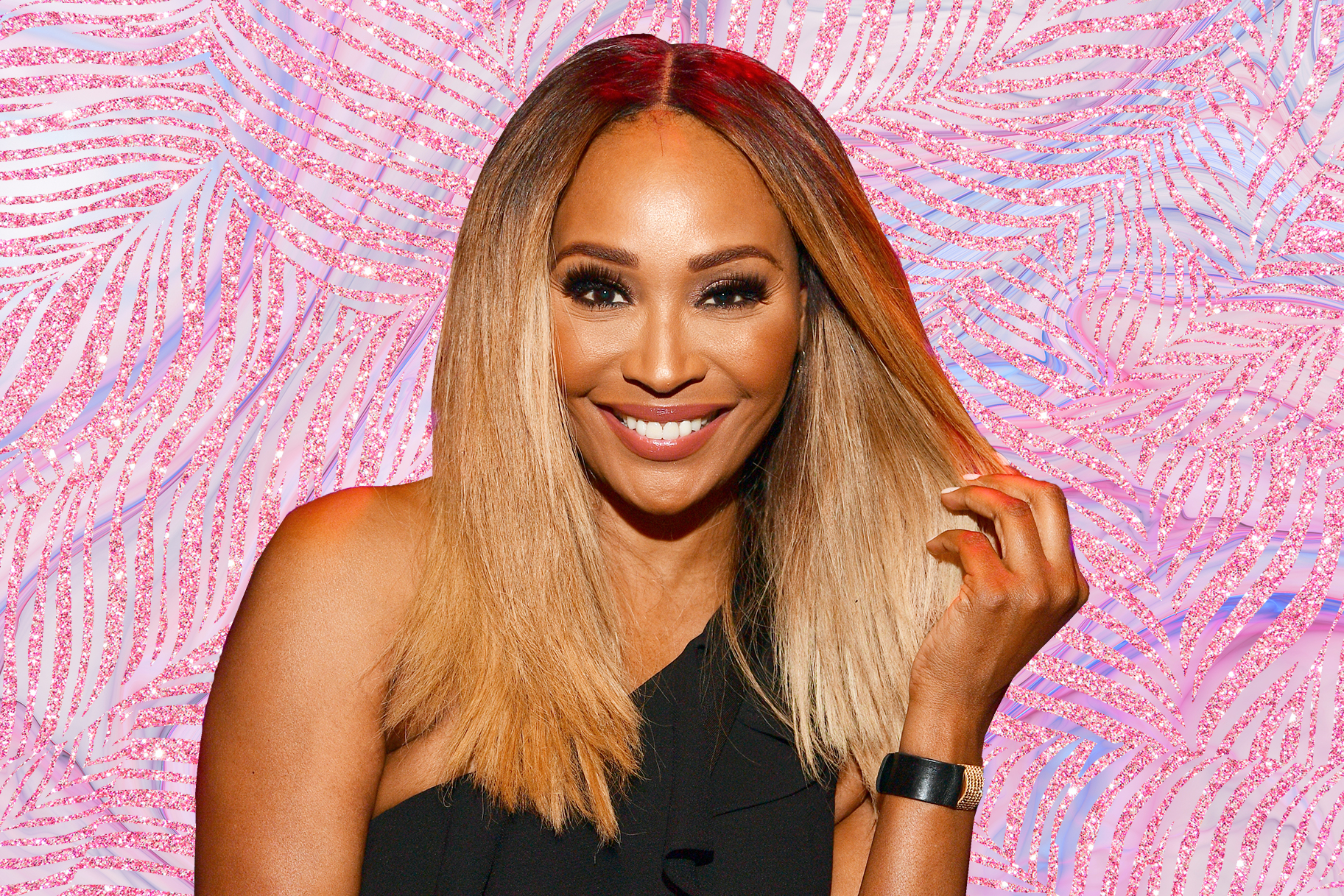 """cynthia-bailey-talks-about-challenging-yourself"""