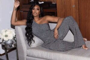 Porsha Williams Celebrates Women's History Month