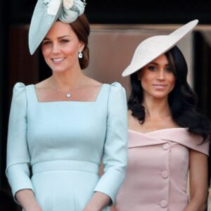 Meghan Markle Says Kate Middleton Made Her Cry Days Before Her Wedding - Details!