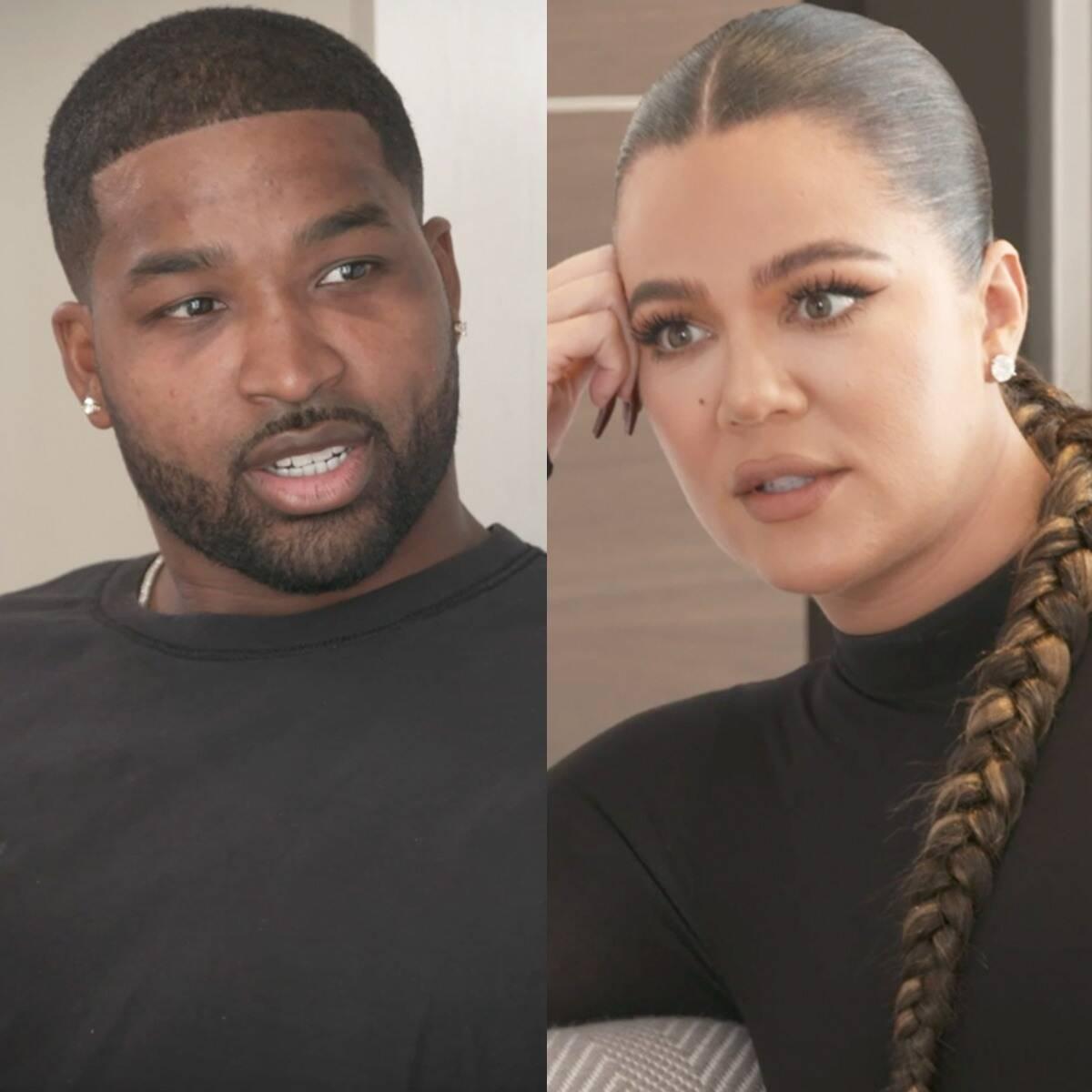"""khloe-kardashian-and-tristan-thompson-talk-surrogacy-in-new-teaser-for-the-final-kuwtk-season"""