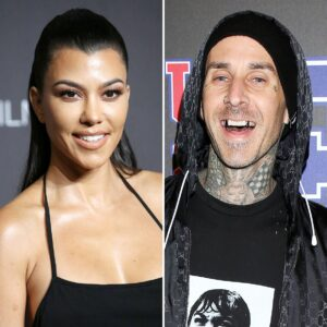 KUWTK: Kourtney Kardashian And Travis Barker - Here's How They Went From Friends To Lovers!