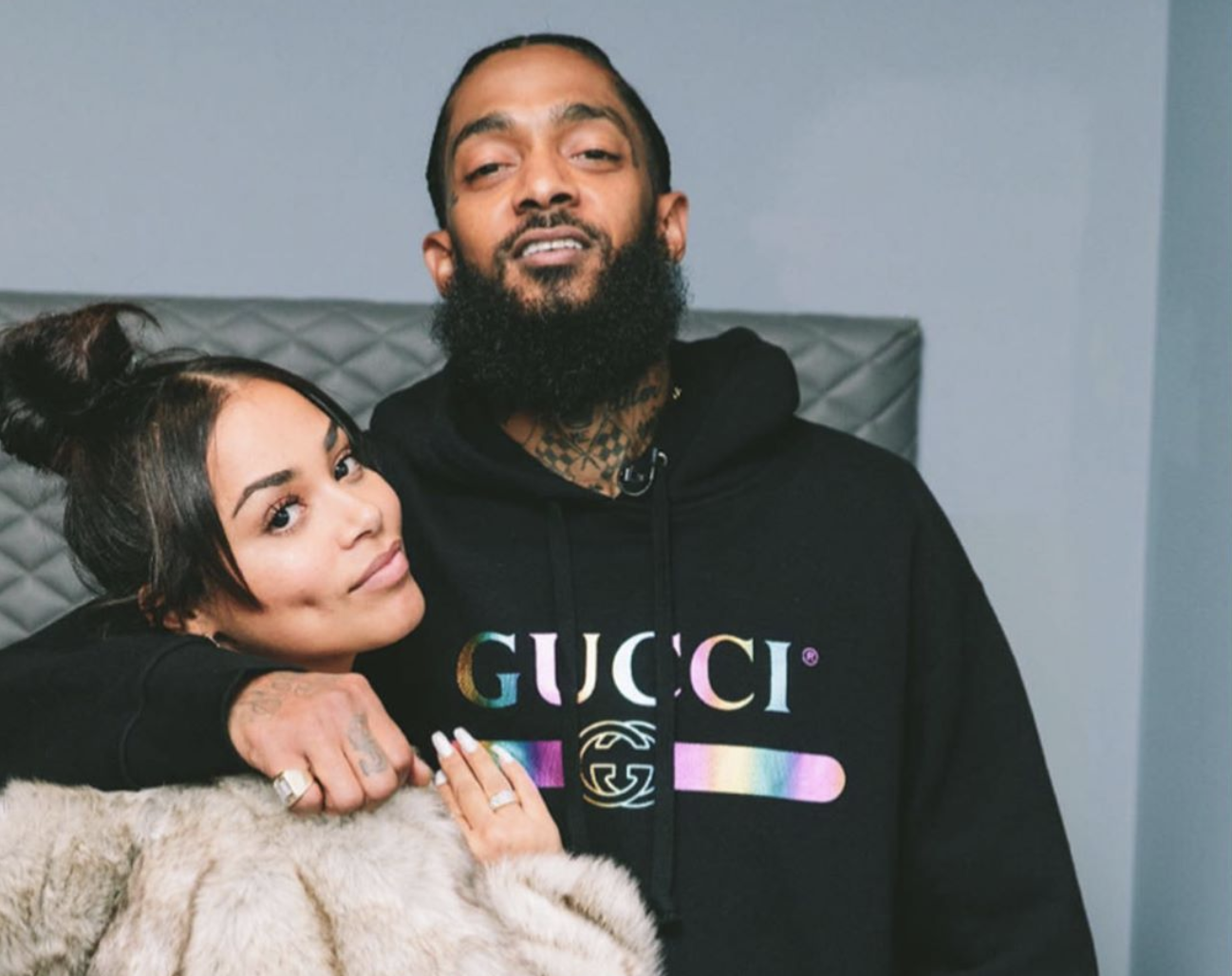 """lauren-london-pays-emotional-tribute-to-nipsey-hussle-on-the-2nd-anniversary-of-his-passing"""